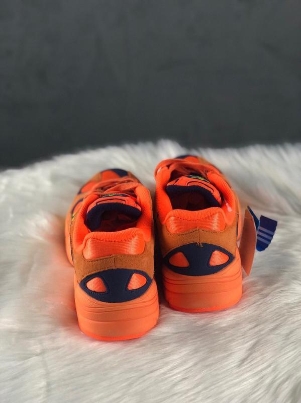 Adidas yung hi res orange шикарные женские кроссовки адидас ян... - Фото 2