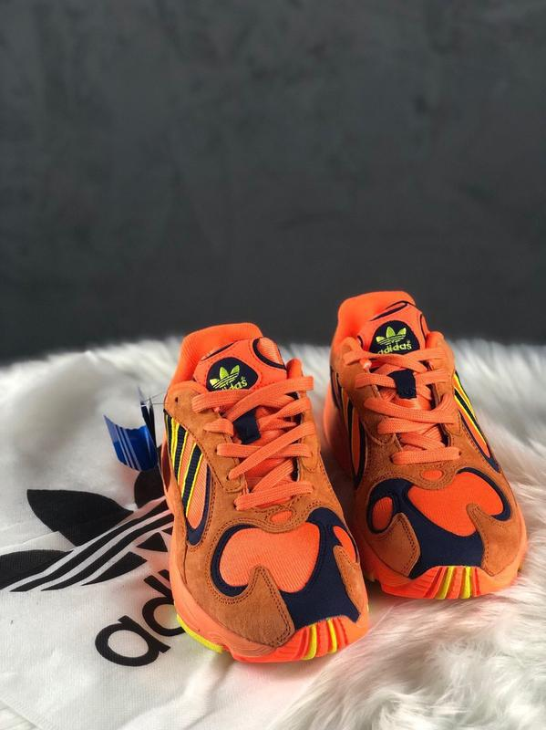 Adidas yung hi res orange шикарные женские кроссовки адидас ян... - Фото 5