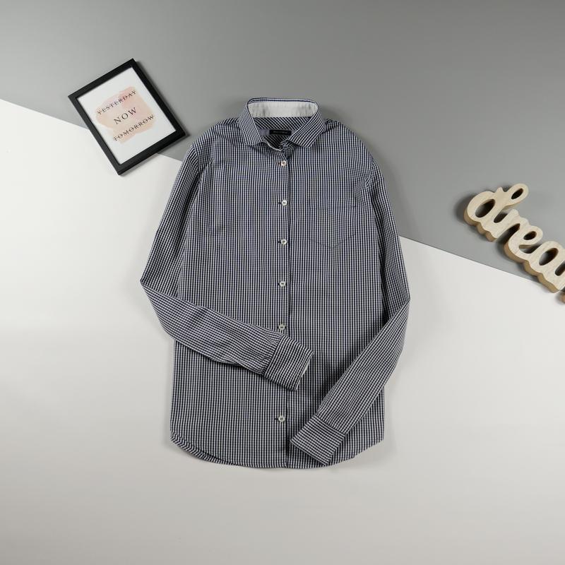 Рубашка с длинным рукавом mark o`polo р-р 34 (xs)