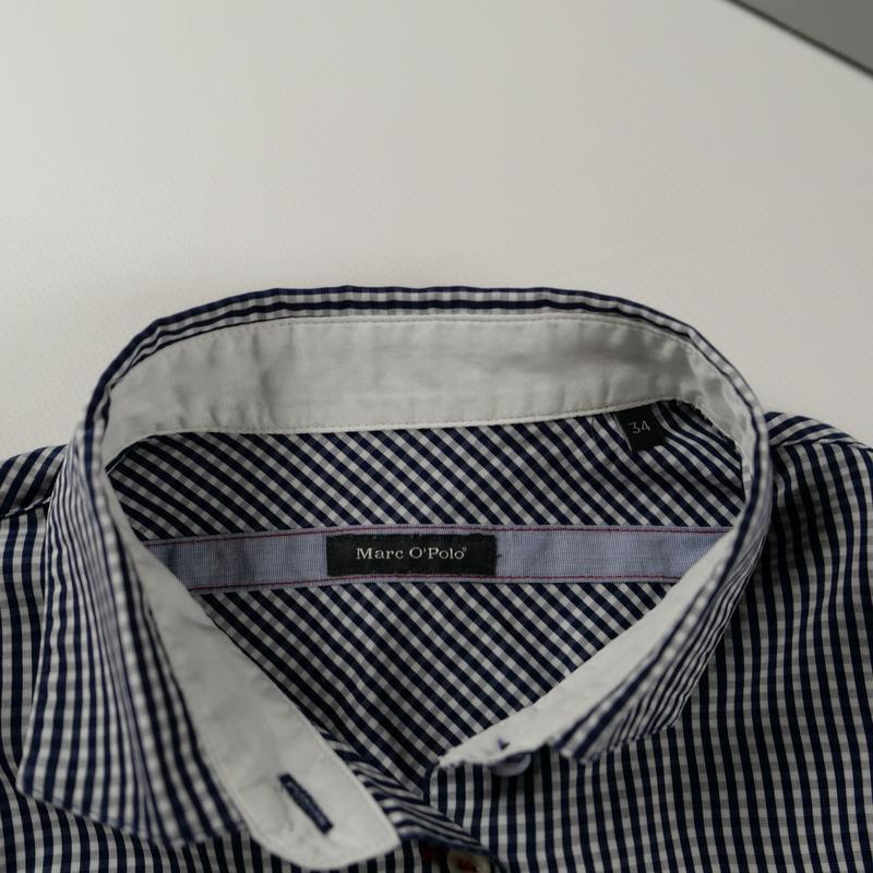Рубашка с длинным рукавом mark o`polo р-р 34 (xs) - Фото 4