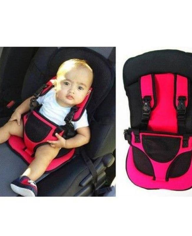 Детское автомобильное кресло безкаркасное - Фото 3