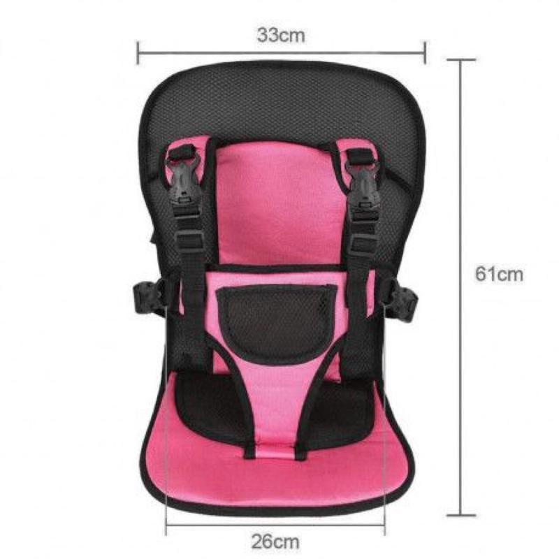 Детское автомобильное кресло безкаркасное - Фото 4