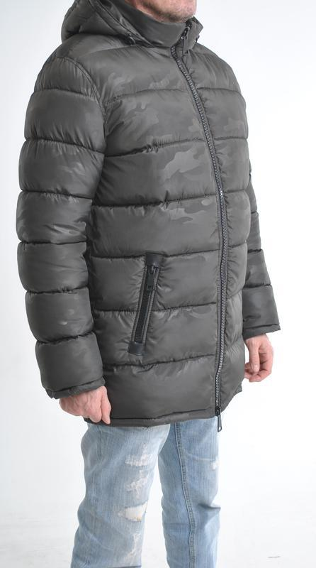 Зимние куртки на тинсулейте - 2 цвета. теплейшие, не короткие.... - Фото 3