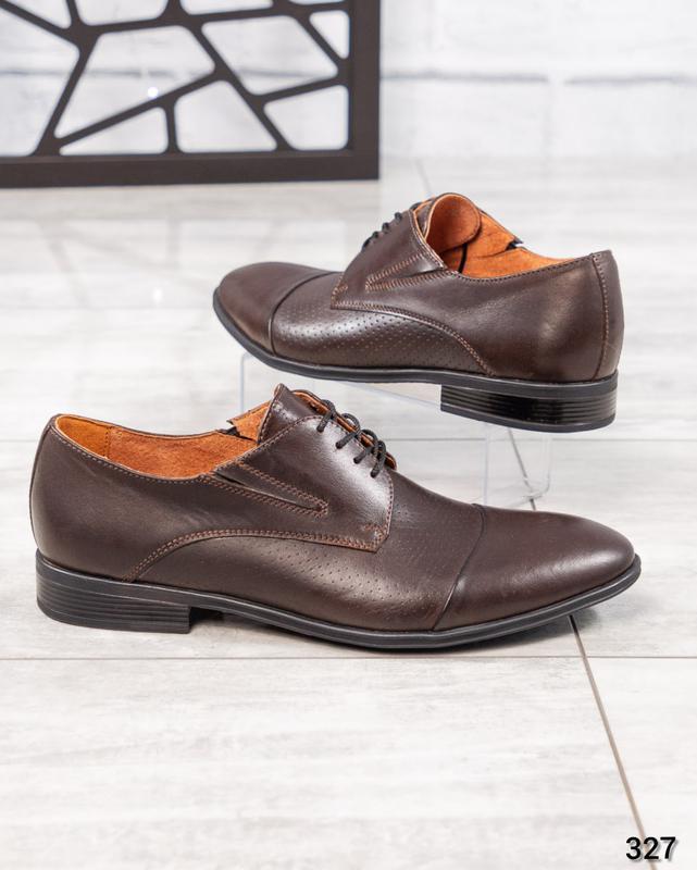 Туфли мужские - Фото 2