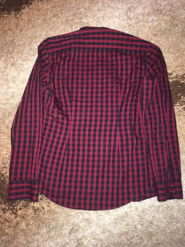 Мужская рубашка Franttini M - Фото 3