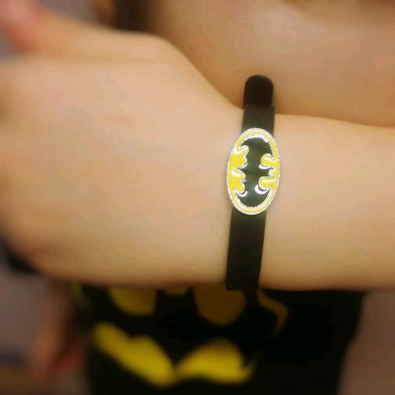 Браслет с Бэтменом