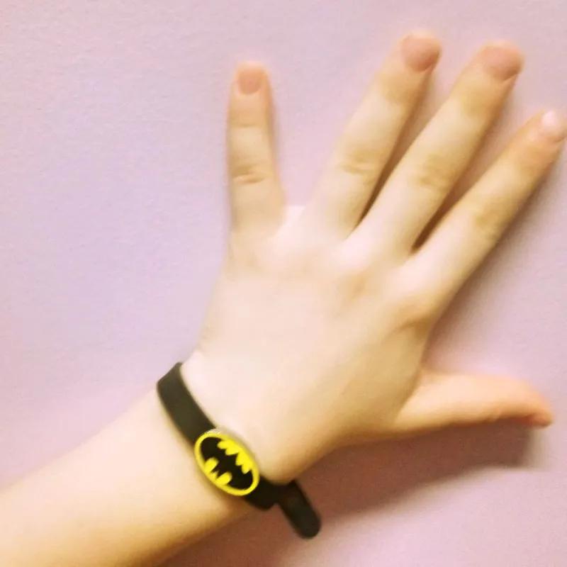 Браслет с Бэтменом - Фото 4
