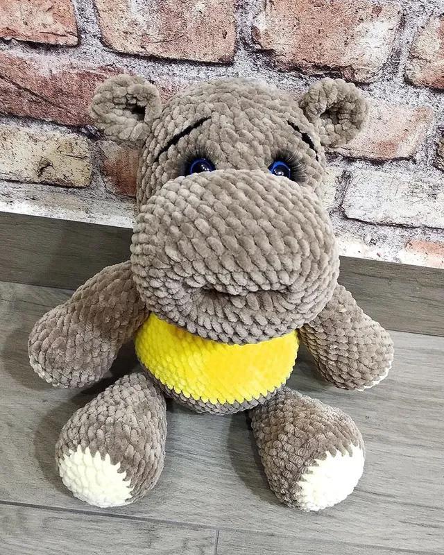 Вязание игрушки - Фото 3