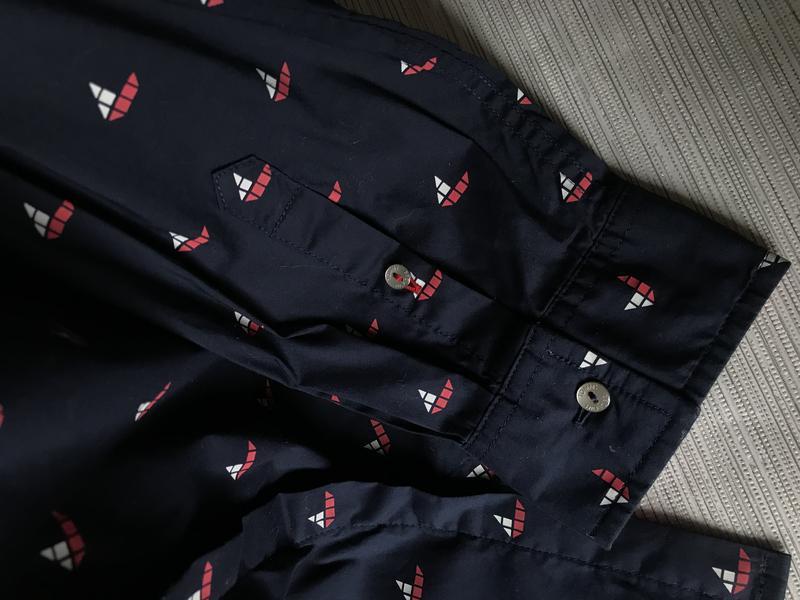 Женская рубашка tommy hilfiger - Фото 5