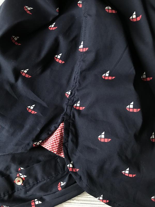 Женская рубашка tommy hilfiger - Фото 6