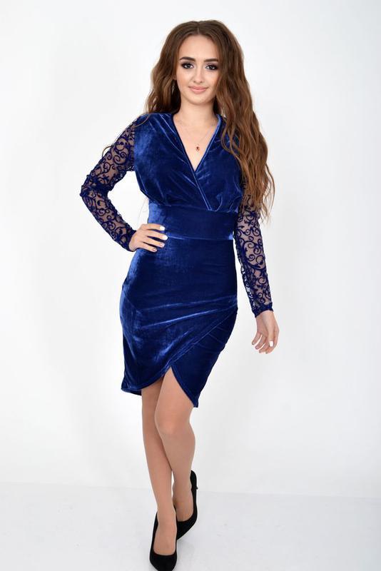 Платье женское 104R1312 РАЗМЕР S - Фото 10