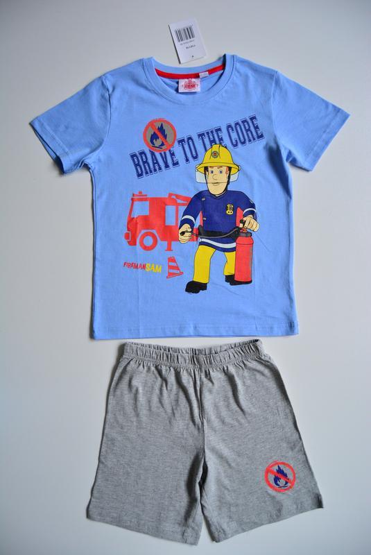 Летний костюм футболка шорты для мальчика, бренда disney