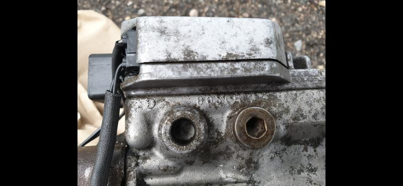 Топливный насос высокого давления ТНВД - Фото 2