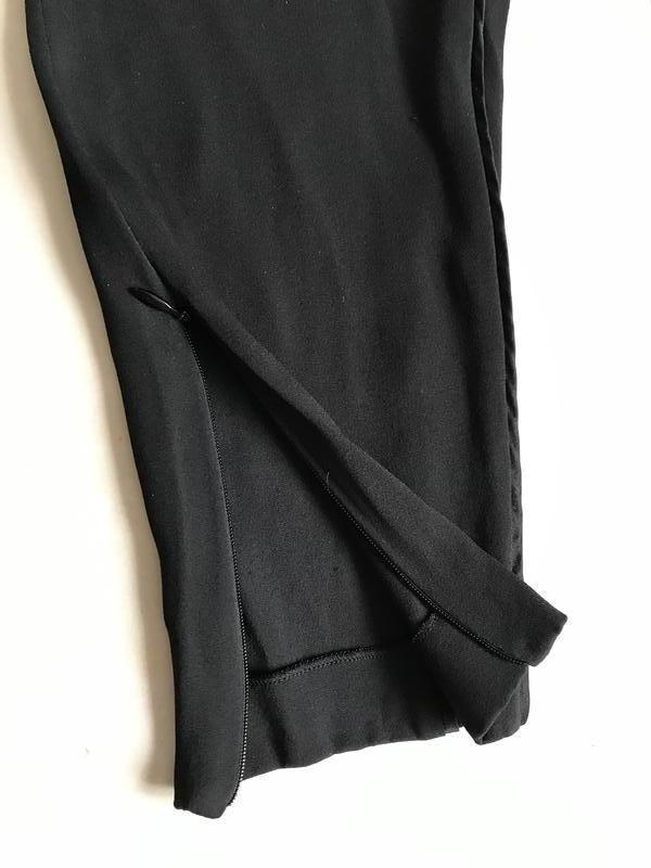 Штаны эксклюзив шелковые стильные оригинал emilio pucci размер m - Фото 4