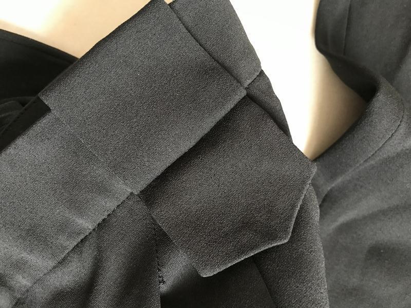 Штаны эксклюзив шелковые стильные оригинал emilio pucci размер m - Фото 10