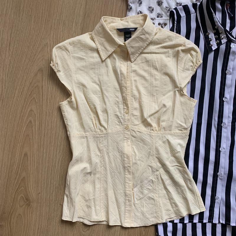 Рубашки с короткими рукавами S-M - Фото 2