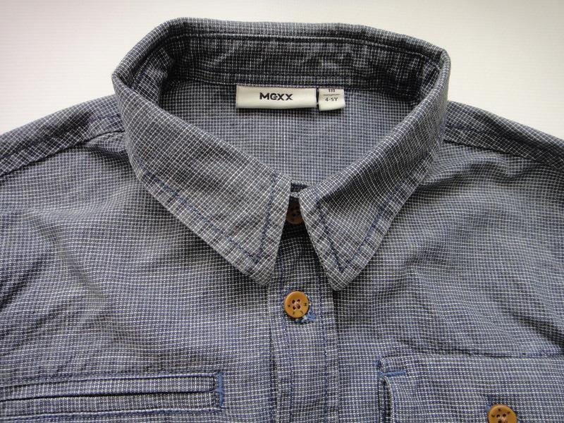 Рубашка mexx 4-5 лет, 110 см - Фото 4