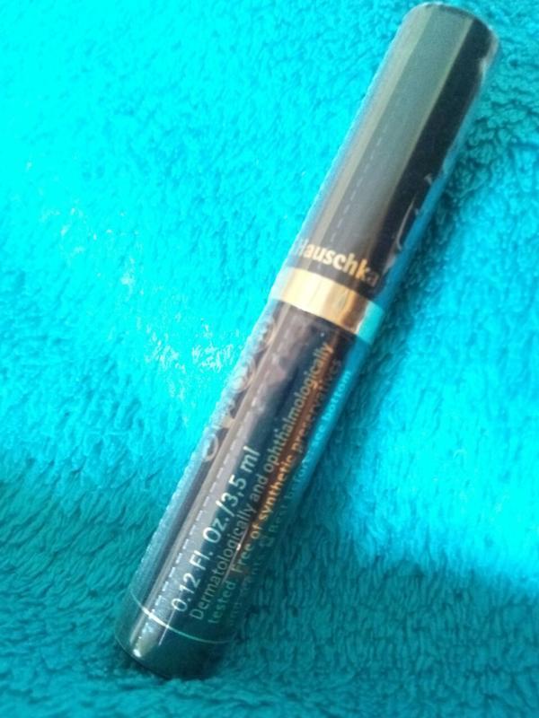 Тушь для ресниц объёмная чёрная, уценка, dr. hauschka volume m... - Фото 4