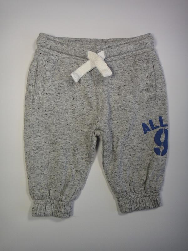 Спортивные штаны f&f 3-6 мес, 68 см