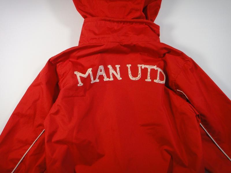 Ветровка manchester united 2-3 года - Фото 4