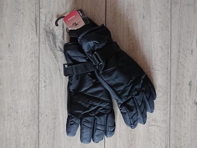 Краги зимние перчатки tu thinsulate размер l-xl