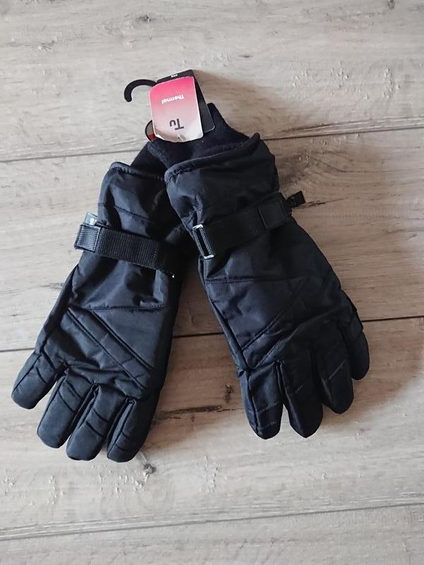 Краги зимние перчатки tu thinsulate размер l-xl - Фото 2