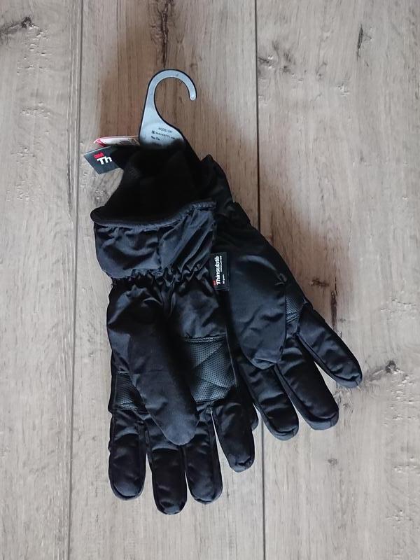 Краги зимние перчатки tu thinsulate размер l-xl - Фото 3