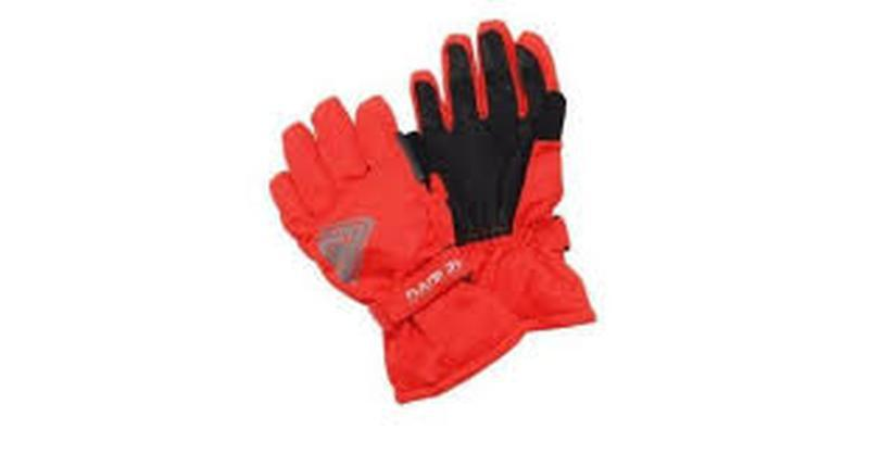 Краги зимние лыжные перчатки dare2b 6-7 лет - Фото 3