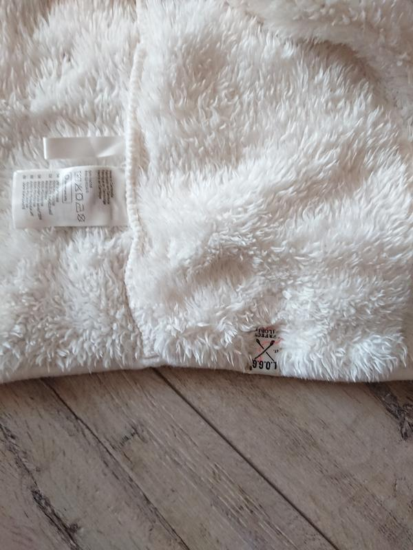 Кофта флиска меховушка флис махра h&m logg 12-14 лет - Фото 3