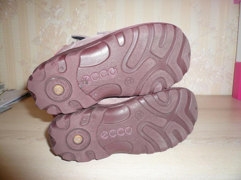 Деми ботинки полусапожки экко ecco 25 р стелька 16 gore-tex - Фото 5