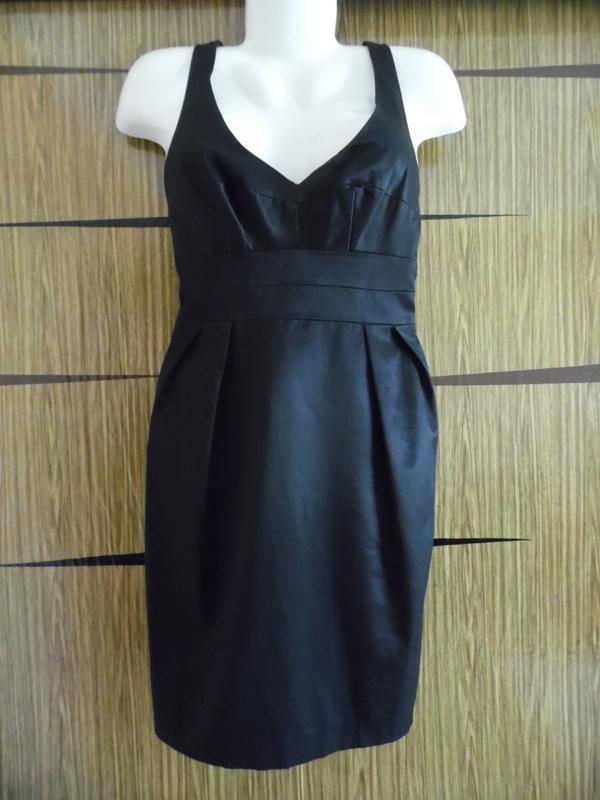 Маленькое черное платье, новое miss selfidge размер 10 – идет ...