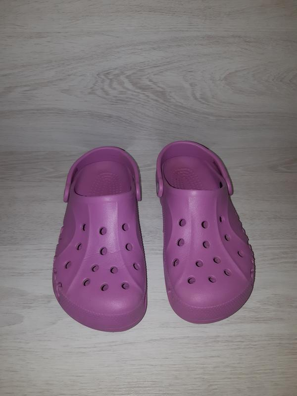 Кроксы crocs оригинал 37 - 38 размер - Фото 2