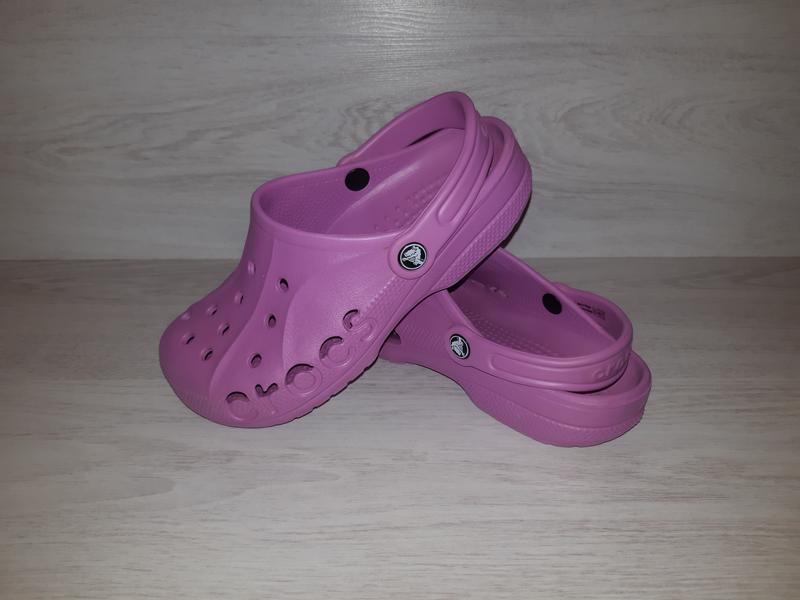 Кроксы crocs оригинал 37 - 38 размер - Фото 3