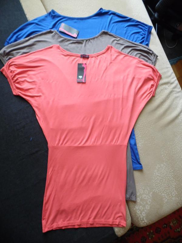 Платье-туника турция.размер м\l - идет на наш 46-48.