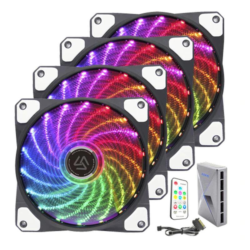 Тихие RGB вертушки от Alseye - Фото 4