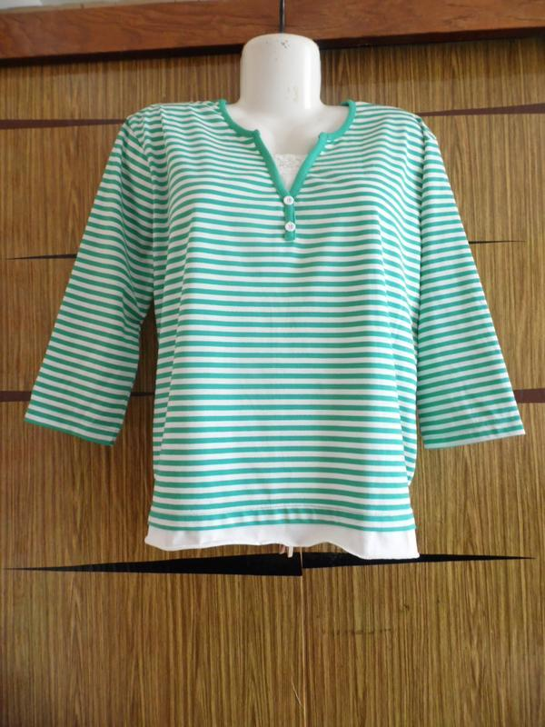 Блуза футболка  key west размер l\xl – идет на 50-52.