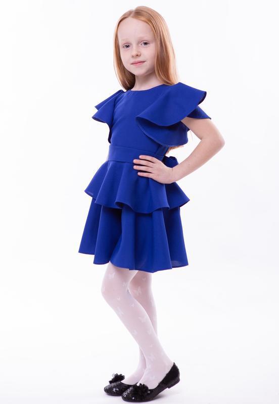 Платье-сарафан в стиле диор - Фото 2