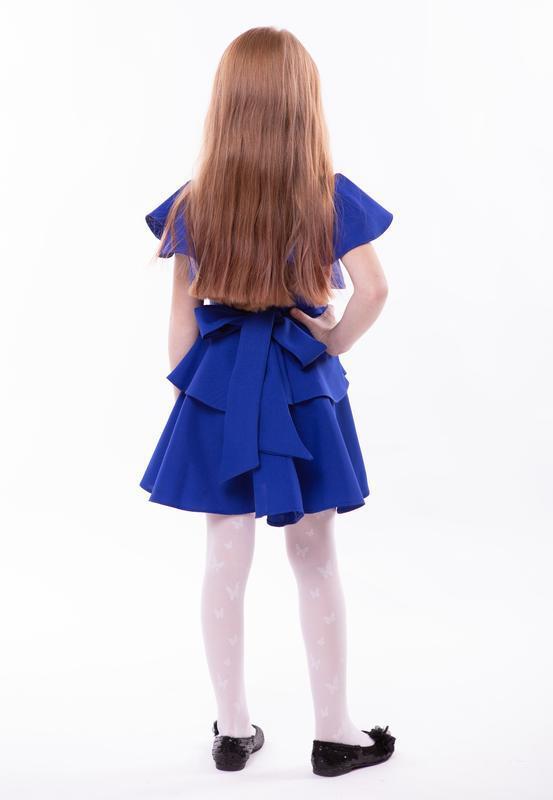 Платье-сарафан в стиле диор - Фото 3