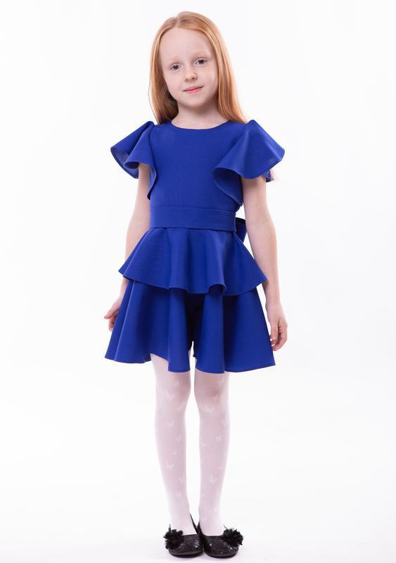 Платье-сарафан в стиле диор - Фото 4
