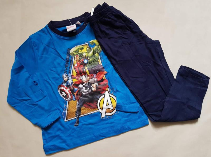 Пижама disney marvel 92-98, 104-110р