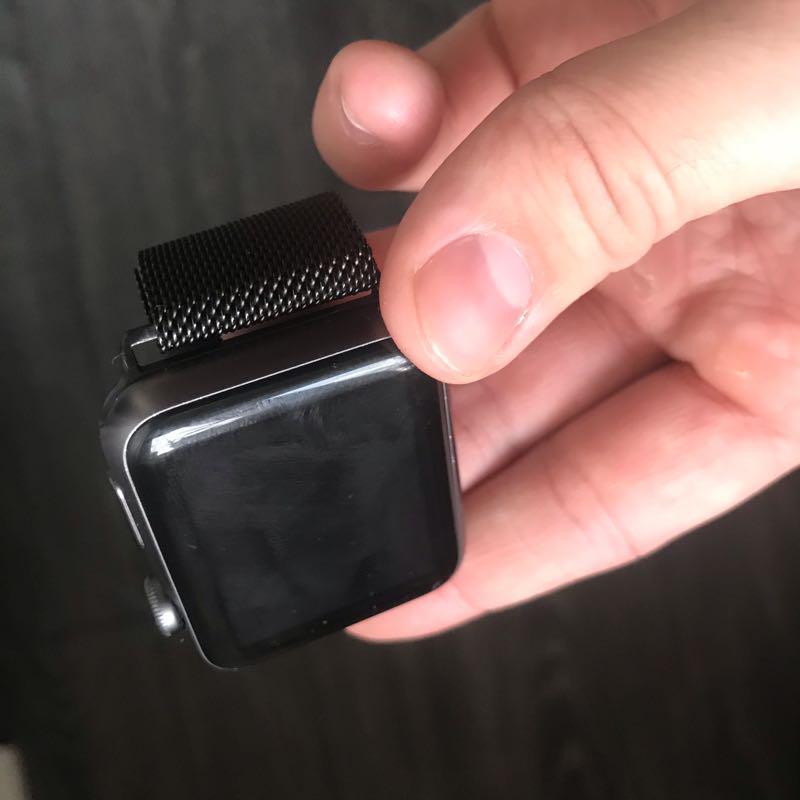 Apple Watch Sport 42mm s1 - Фото 4