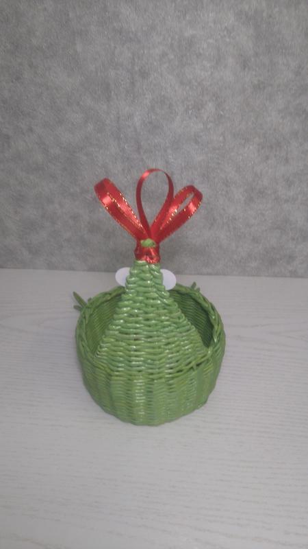 Курочка шкатулка декор сувенир - Фото 4