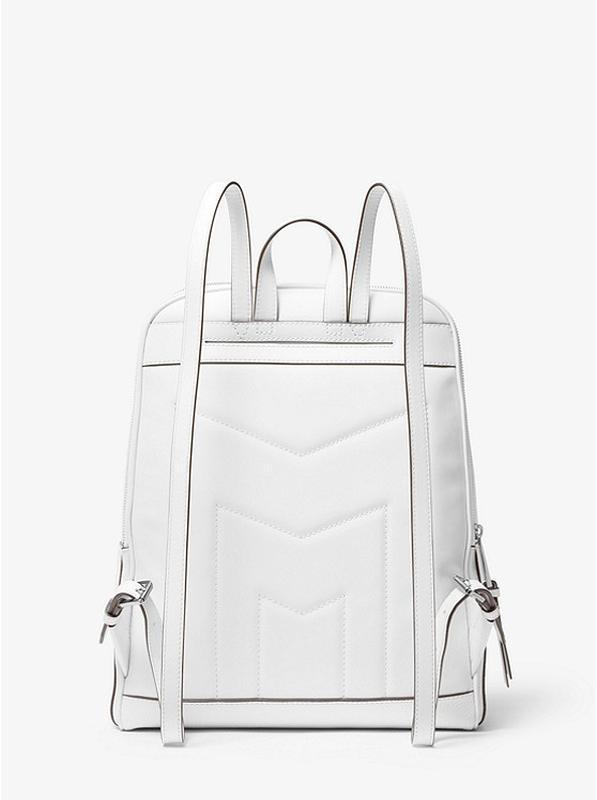 Шикарный кожаный рюкзак michael kors оригинал - Фото 3