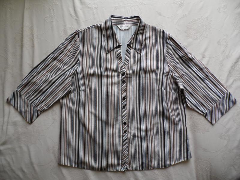 Блуза, новая bonmarchе, размер 18 – идет на 52-54. - Фото 3