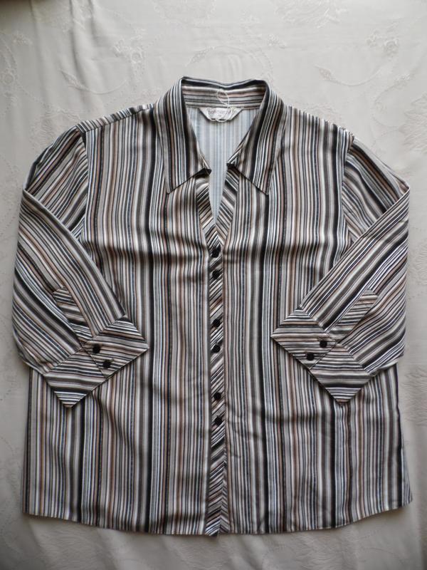Блуза, новая bonmarchе, размер 18 – идет на 52-54. - Фото 4