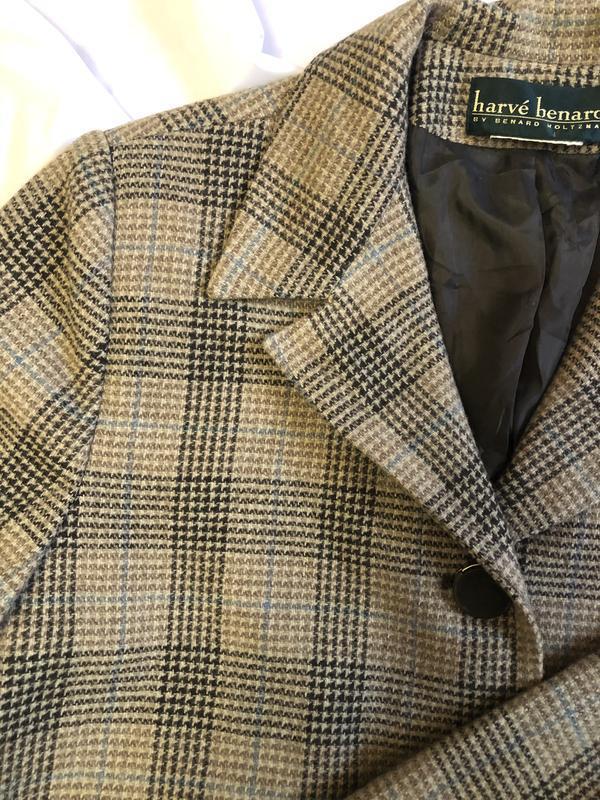 Клечатый пиджак - Фото 2
