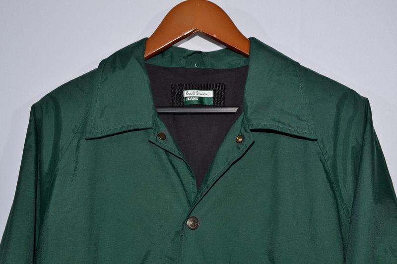 Куртка paul smith coach jacket - Фото 4