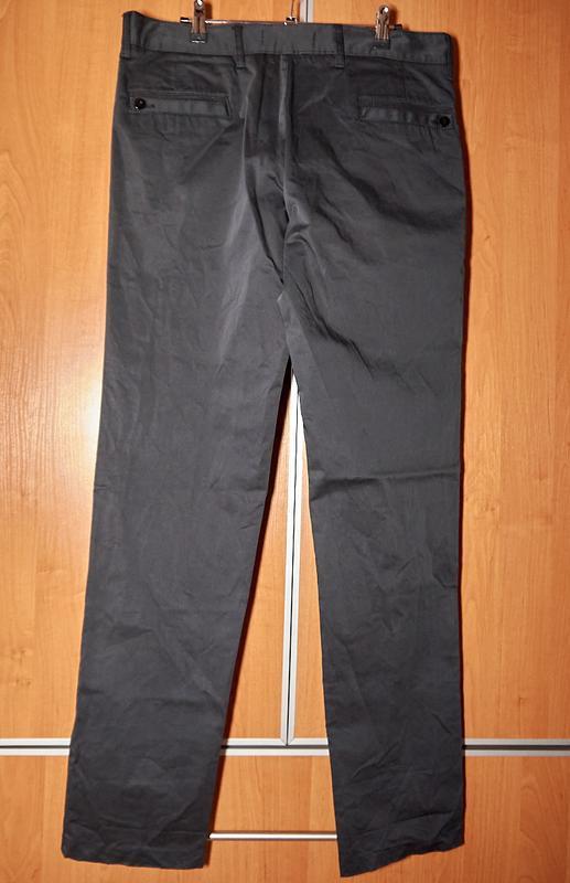 Брендові чоловічі штани чорного кольору від takeshy kurosawa - Фото 10