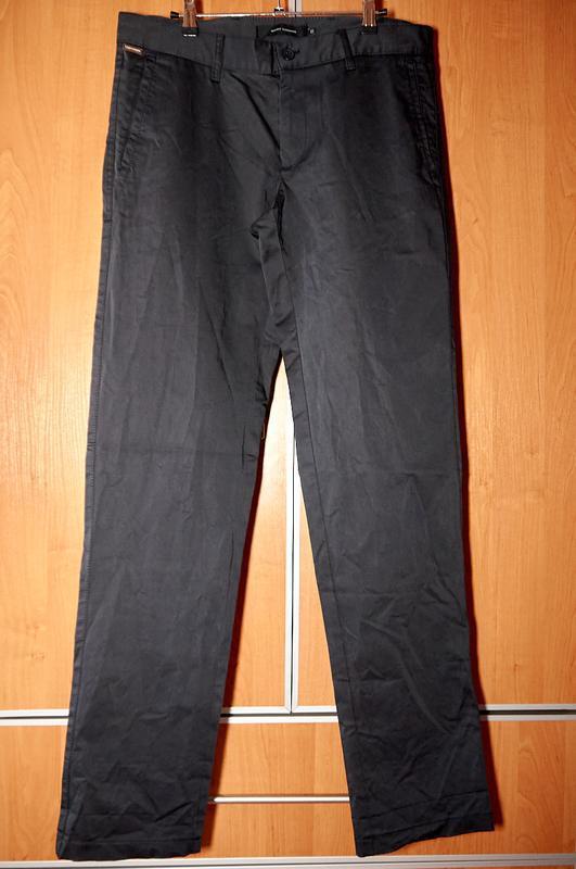 Брендові чоловічі штани чорного кольору від takeshy kurosawa