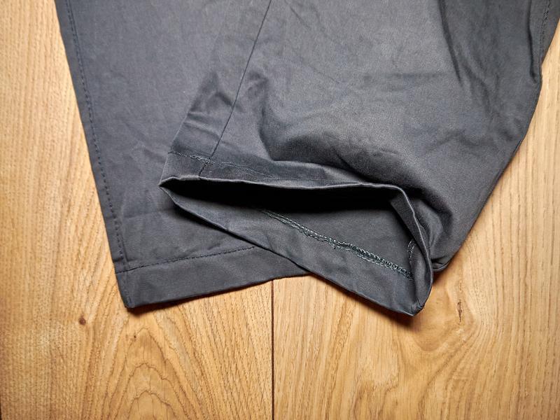 Брендові чоловічі штани чорного кольору від takeshy kurosawa - Фото 8